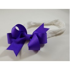 Baby Headband Grosgrain Bow